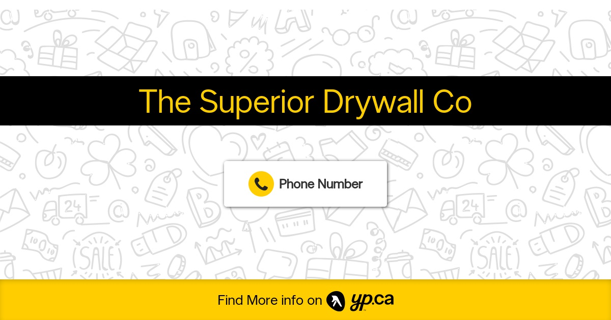 The Superior Drywall Co - On