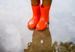 Trouvez les bottes de pluie idéales à Montréal