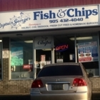 Captain Georges Fish & Chips - Restaurants - 905-432-4040