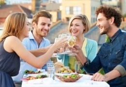 Restaurants «apportez votre vin» avec terrasse