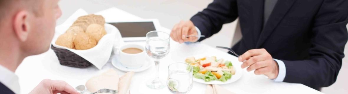 O manger pour un d ner d affaires entre coll gues for Diner entre collegues