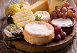 For a taste of our best local cheeses