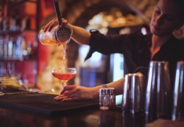 Check out these crafters of fine cocktails in Montreal