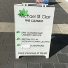 Michael St Clair Fine Cleaners - Dry Cleaners - 604-620-1001