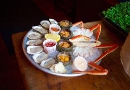 La mer dans votre assiette à Québec