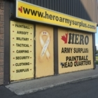 Hero Army Surplus - Military Goods - 905-721-2500