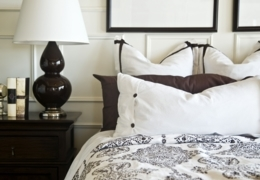 Find linens in Calgary that support sound sleep
