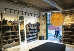 Stylish shoe stores for winter boots in Toronto