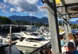Feast on the view at these Vancouver restaurants