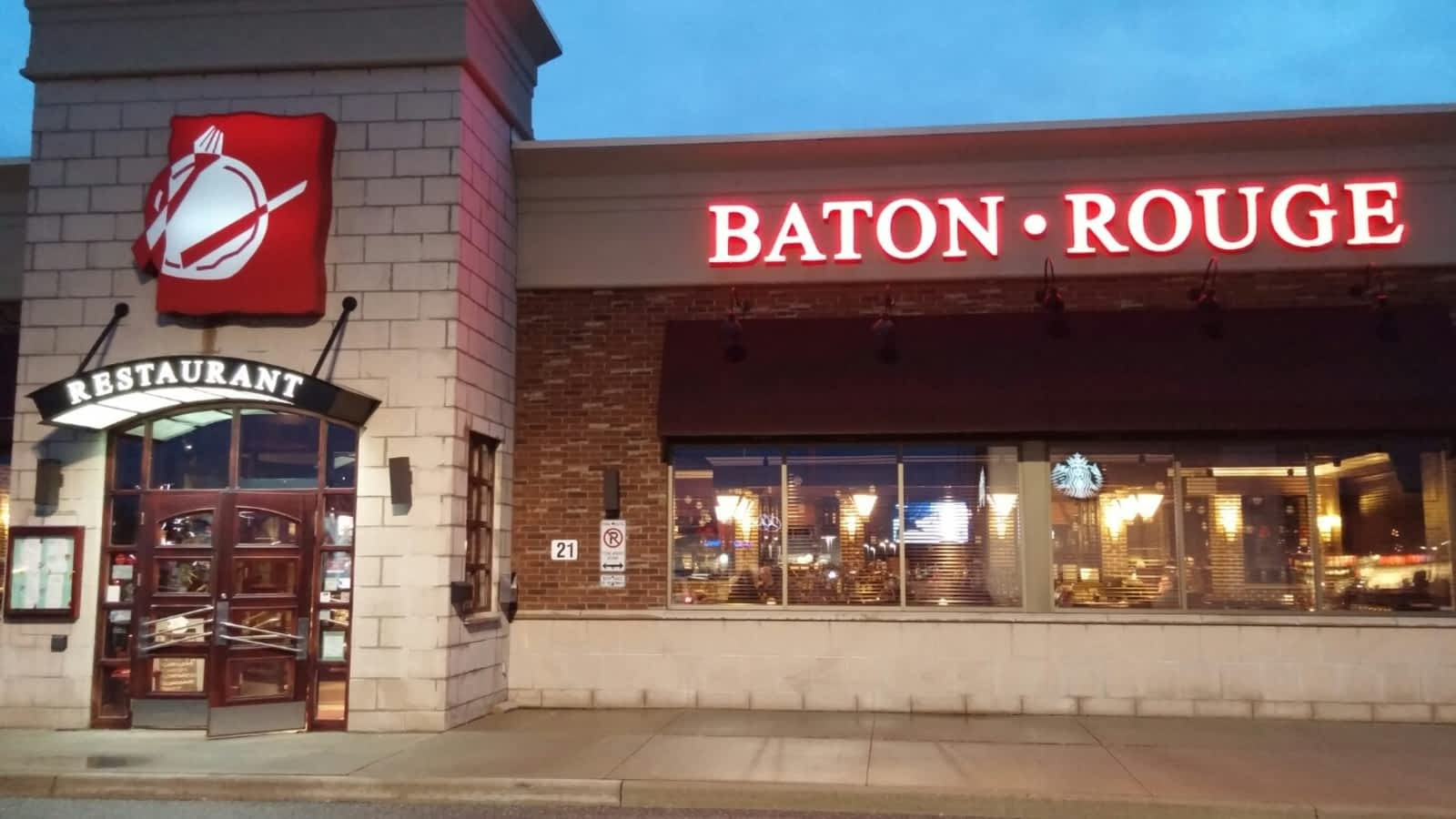 B Ton Rouge Opening Hours 25 Consumers Dr Whitby On
