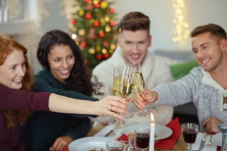 10 trucs pour une réception des Fêtes frugale et festive