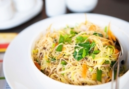 Very good vegetarian-friendly restaurants in Calgary