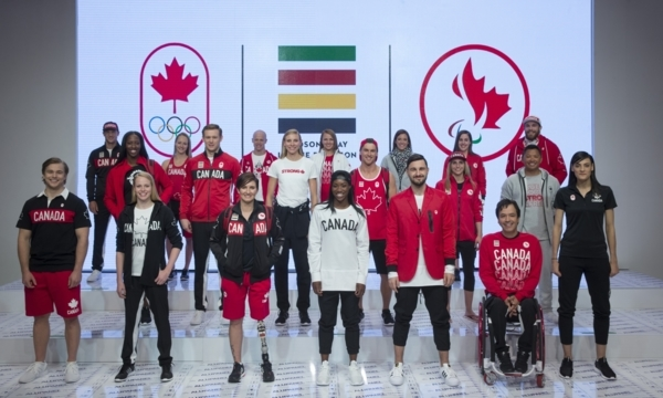 Toronto fashion guide: Shop Canadian Olympic team swag