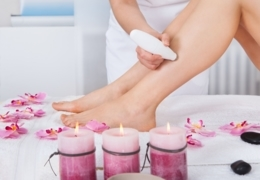 Zap away unwanted hair at Edmonton spas