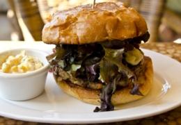 Vancouver's best veggie burgers