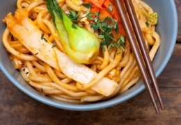 Toronto's east meets east with choice Chinese delivery