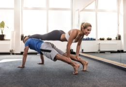 Edmonton fitness classes for couples