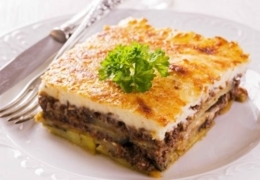 Go Greek with these moussaka dishes in Toronto