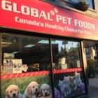 Global Pet Food - Magasins d'accessoires et de nourriture pour animaux - 416-482-4995