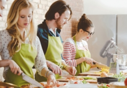 School's in session: Cooking classes in Montreal