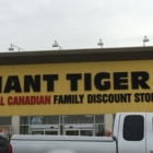 Giant Tiger - Discount Stores - 204-256-7503