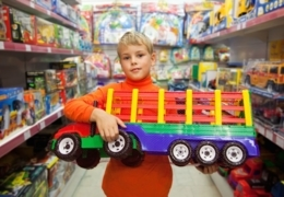 Visit some of Montreal's best children's toy shops