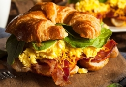 Montreal's tastiest breakfast sandwiches