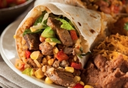 Fill up with a hearty burrito in Victoria