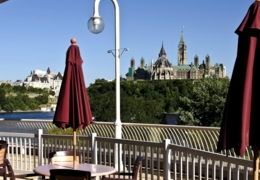 Discover Ottawa's best restaurants with a view