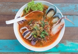 Top Thai restaurants in Calgary