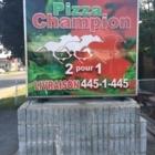 Pizza Champion - Restaurants - 450-445-1445