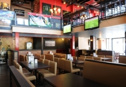 Best Restaurants to Watch the 2014 FIFA World Cup in Toronto