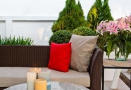 Des meubles de patio pour les chaudes soirées de Montréal