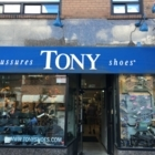 Tony Shoes - Magasins de chaussures - 514-935-5792