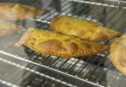 Vancouver's best jamaican patties