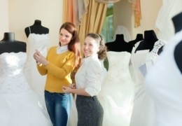 Bridal boutiques for dream dresses in Calgary