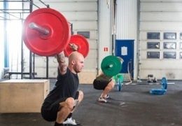 Gyms with weightlifting facilities in Calgary