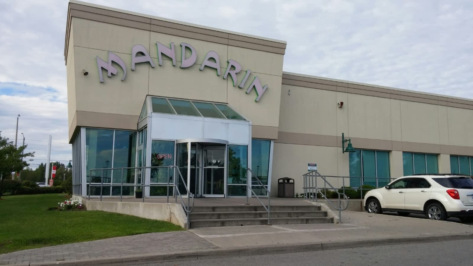 Mandarin restaurant 1319 airport boulevard oshawa on for Asian cuisine oshawa