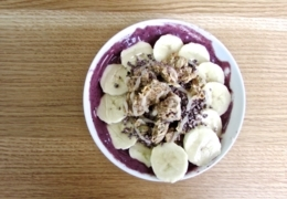 Nutritious and delicious acai bowls in Vancouver