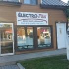Electro Plus - Magasins d'appareils électroménagers d'occasion - 450-396-7439