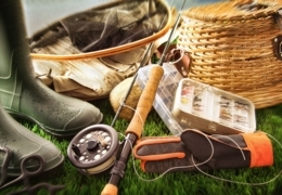 Fly-fishing shops in and around Calgary
