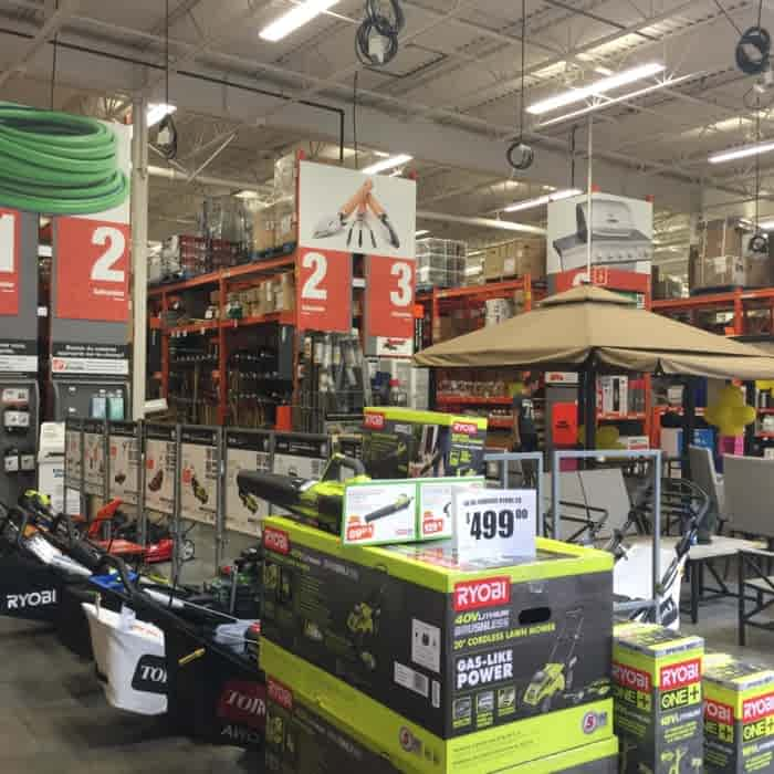 Home Depot Opening Hours 500 Rue Auguste Greenfield