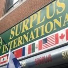 Surplus D'Armée Sport GI - Salvage & Surplus Goods - 514-843-3040