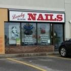 Lovely Nails - Salons de coiffure et de beauté - 905-436-0360