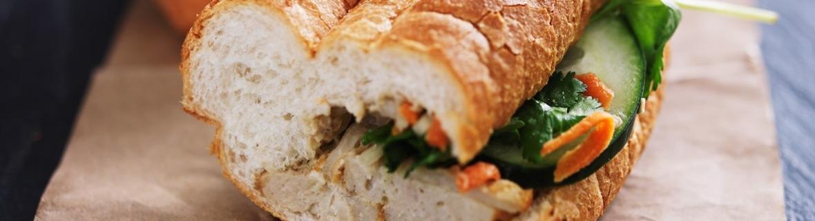 Les choix sandwichs de Bob le Chef