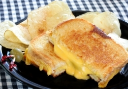 Dig into Halifax's top grilled cheese sandwiches