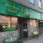 Oliver Jewellery - Gold, Silver & Platinum Buyers & Sellers - 416-322-5996