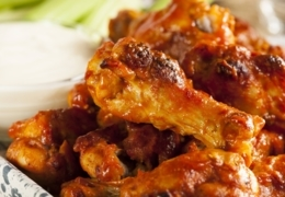 Where to find Victoria's top chicken wings
