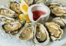Edmonton's oyster bars worth trying
