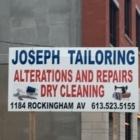 Joseph's Tailoring - Tailors - 613-523-5155